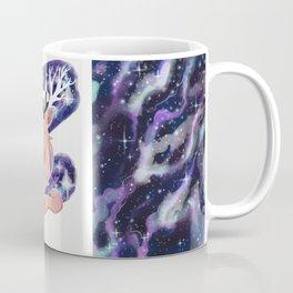 Cosmic Deer Coffee Mug