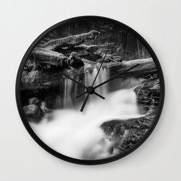 Panther Creek Wall Clock