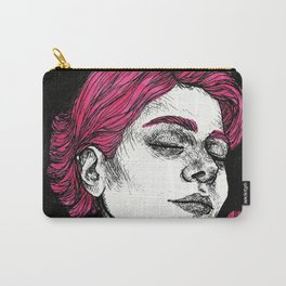 AURORA ROSADA Carry-All Pouch