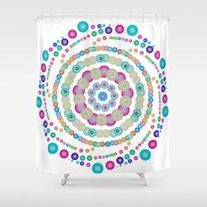 Chemistry fun Shower Curtain