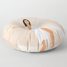 Freedom and Elegance Floor Pillow