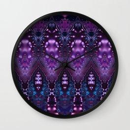 Arabian Princess Bohemian Fractal Wall Clock