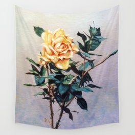 Rosa/Rose Wall Tapestry