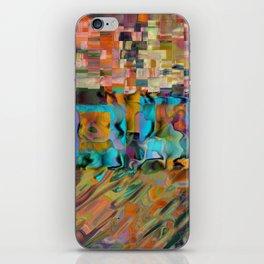 ColorArt iPhone Skin