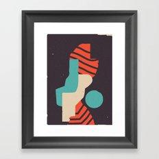 Piuloj Framed Art Print