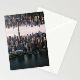 New York City Upside Down Stationery Cards