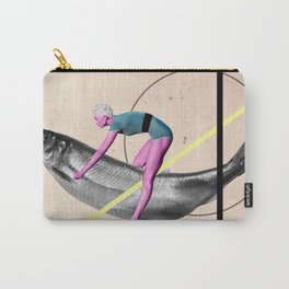 Far From Any Road (Be My Hand) Carry-All Pouch