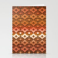 copper Stationery Cards featuring Copper by Lyle Hatch