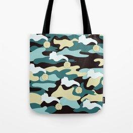 Dim-Sumouflage Tote Bag