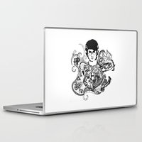 potter Laptop & iPad Skins featuring Harry Potter by Ink Tales