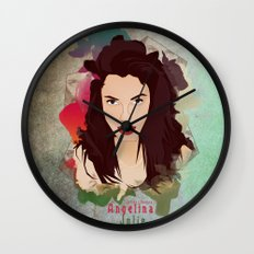 Aneglia Jolie Wall Clock