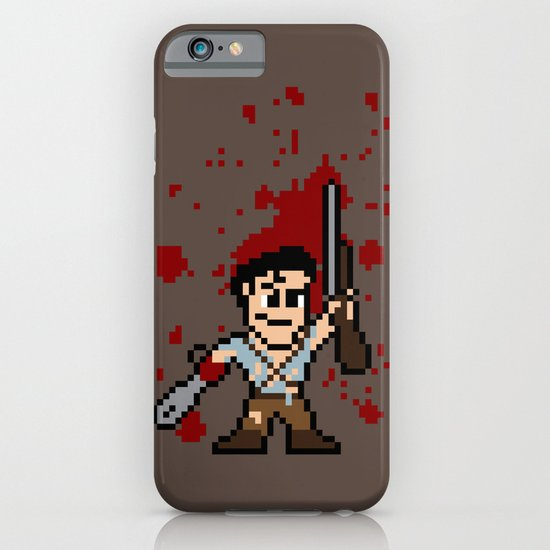 Pixel of Darkness iPhone & iPod Case