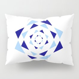 Star of David 37- Jerusalem -יְרוּשָׁלַיִם,israel,hebrew,judaism,jew,david,magen david Pillow Sham