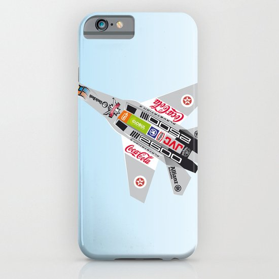 popwarIII iPhone & iPod Case