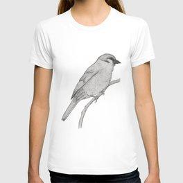 A Bird named Johan T-shirt