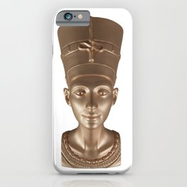 Nefertiti iPhone Case