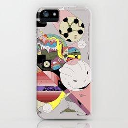 Spiteful Happy iPhone Case