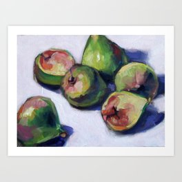 Cathedral Figs Art Print