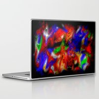 psych Laptop & iPad Skins featuring Psych out by JT Digital Art