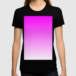 Pink Ombre flames T-shirt