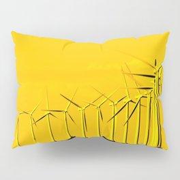 Wind power Pillow Sham