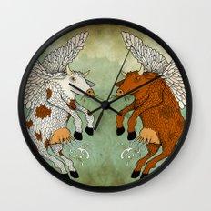 Las vacas voladoras - El día que Wall Clock