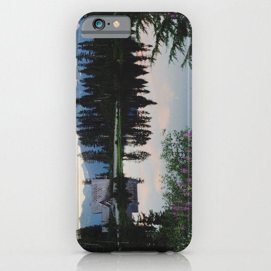 Highwood Lake iPhone & iPod Case