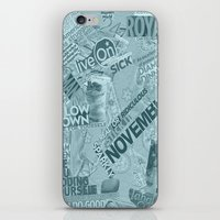 college iPhone & iPod Skins featuring college  by MadCat