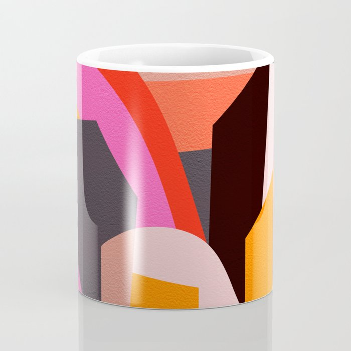 Fragments VI Coffee Mug