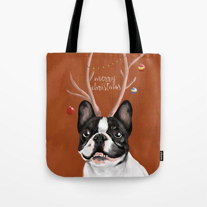 Beatriz : Christmas Tote Bag