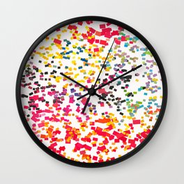 multi Kulti Wall Clock