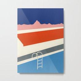 Keough's Hot Springs Metal Print