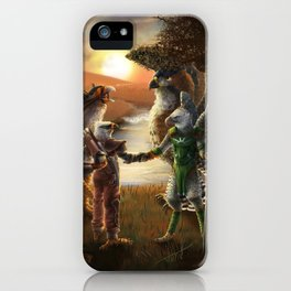 A New Alliance iPhone Case