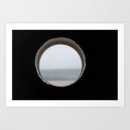 To The Lighthouse No.1 Art Print