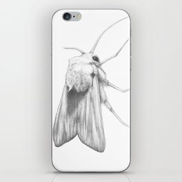 Moth  iPhone Skin