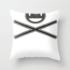 Cross-Staw Throw Pillow