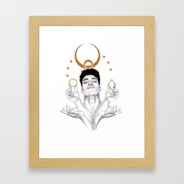 Morpheas Framed Art Print