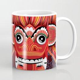 Sri Lankan Fire Demon Coffee Mug