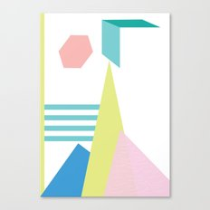 Hotel Mayfair 3 Canvas Print