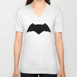 Bat Knight 3 Unisex V-Neck