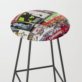 Times Square II Special Edition II Bar Stool