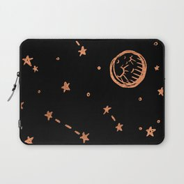 blinding night Laptop Sleeve