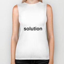 solution Biker Tank