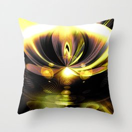 """Roboto Extreme"" Throw Pillow"