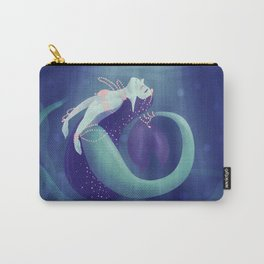 Pearl Mermaid Carry-All Pouch