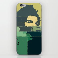 Jacqueline Kennedy Onassis iPhone & iPod Skin