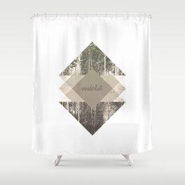 Wonderlust Shower Curtain