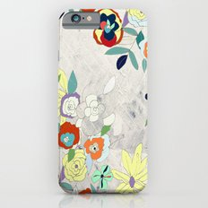 Saturday Florals Slim Case iPhone 6s