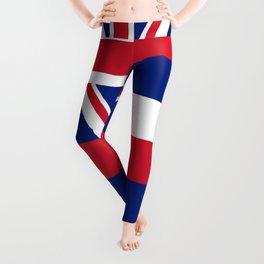 flag of hawai,america,usa,Aloha State, Paradise of the Pacific, Hawaiian,oceania,Honolulu,Maui,Oahu, Leggings
