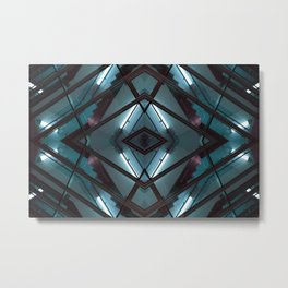 JWS 1111 (Symmetry Series) Metal Print